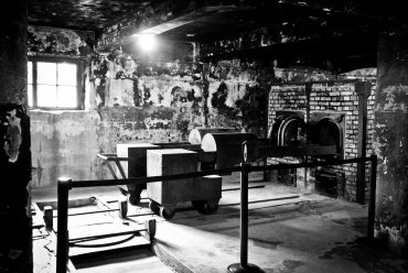 Piec krematoryjny Auschwitz